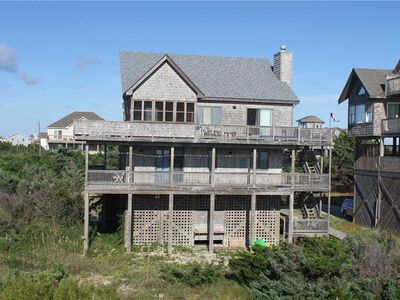 Photo for Sprawling oceanfront views in Avon w/HotTub