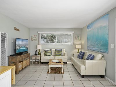 Photo for Affordable Bayside Beach House: Bay and Ocean Close!