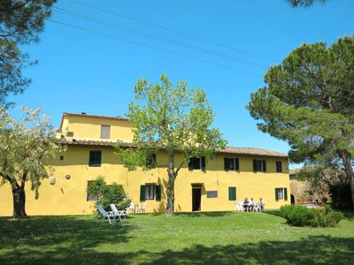Photo for Apartment Podere Campiglia (TVN191) in Tavarnelle Val di Pesa - 4 persons, 2 bedrooms