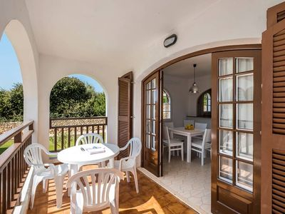 Photo for 2 bedroom Apartment, sleeps 4 in Torre Soli Nou with Pool and WiFi