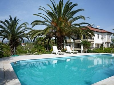 Villa With Private Pool Set In Its Own Orange Grove