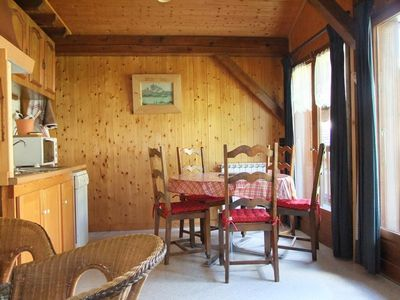 Photo for Les Taupiniaux: 3-room apartment 5 PEOPLE at the foot of the slopes.