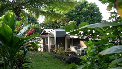 Photo for Cottage-like Duplex in South Kona on the Big Island