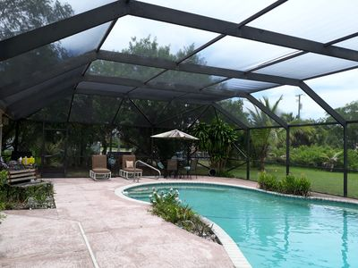 Photo for Divide Pool house* 20 mins from the beach