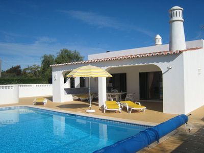 Photo for Situated close to the prestigous Vale do Milho, 9 hole golf course, this stunning detached villa is