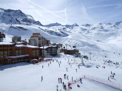 Photo for Apartment Tugod with Ski-in/Ski-out