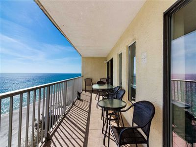 Photo for Summit 1506, 3 Bedrooms, Beachfront, Wi-Fi, Penthouse, Pool, Sleeps 12
