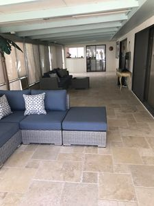 Photo for Private House with Great Outdoor Living Space and RV Parking