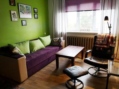 Linden apartment for feels like home stay.