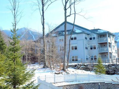 Photo for Smugglers Notch 2 Bedroom Condo - Ski in, Ski Out