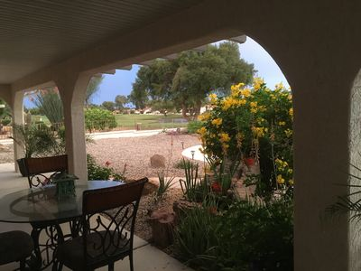 Photo for Beautiful Vacation Home on Golf Course Sun City West