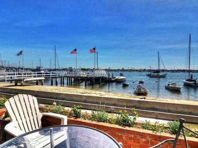 Photo for Beautiful South Bayfront Home with 4 Bedrooms & 5 Baths on Balboa Island