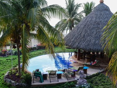Photo for Troncones Newest & Most Beautiful Oceanfront Hotel & Yoga Retreat.