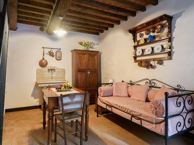 Photo for 1BR House Vacation Rental in Cortona
