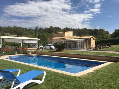 Photo for Luxury Villa With Private Pool & WiFi Set In Exquisite Mediterranean Gardens