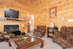 Photo for 1BR Cabin Vacation Rental in Deer Lodge, Tennessee