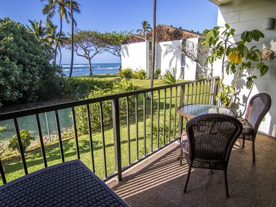 Photo for Beachfront Surf Condo - Gem Nestled in Historic Haleiwa!