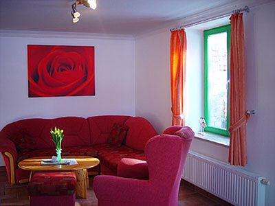 Photo for Two-room apartment with terrace Basement - Villa Perkunos