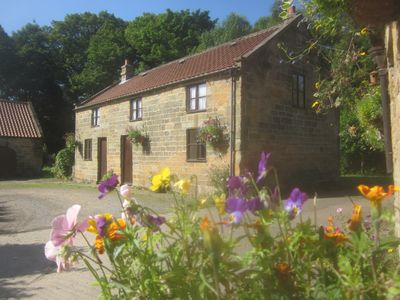 Photo for Forge cottage, Raisdale Mill Cottages, Chop Gate, North York Moors National Park