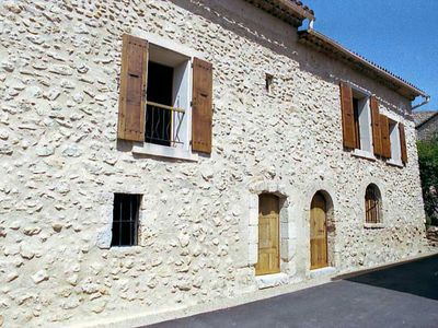 Photo for House 5/6 pers 5-10 minutes walk from Lake Verdon, 90 m² + outbuildings,