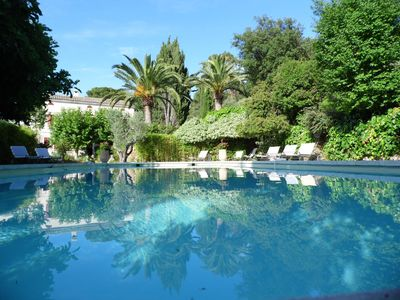 Photo for Bastide du XVIII of 450 m2 overlooking the sea about 2 hectares