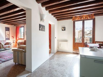 Photo for Bright, Central, and in an Exclusive Area of Venice. Perfect for Families.