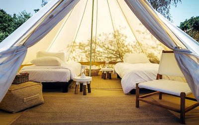 Photo for Luxury Glamping & Breakfast || from ONLY 20€ pp/pn!