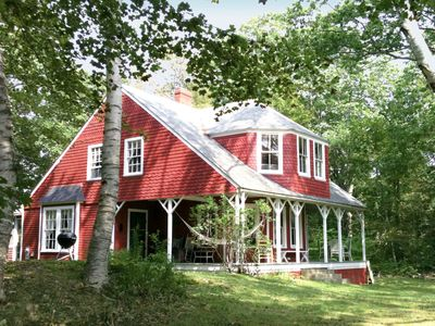 Photo for Historic Island Cottage, 5BR