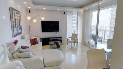 Photo for In the heart of Brickell Avenue, Luxury Condo with pool,game room and sauna!