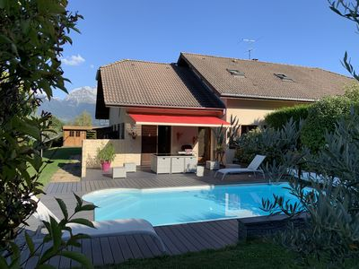 Photo for House with pool near the lake