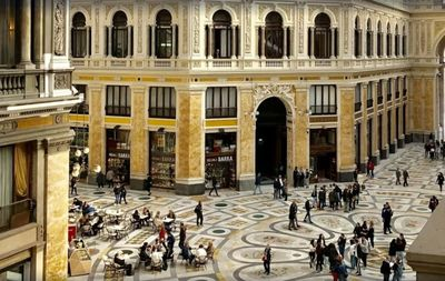 Photo for Lav Apartments galleria Umberto I (Studio Apartment)