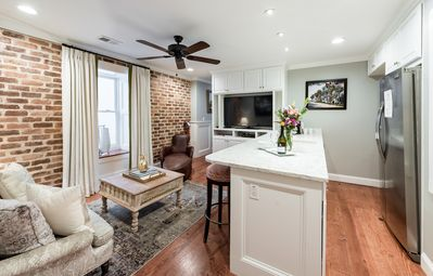 Photo for The Quarters on Vendue 102: Two Bedroom, Two Bathroom Suite