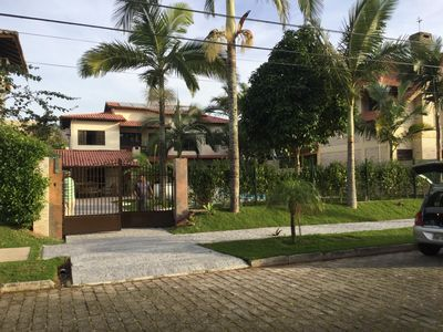 Photo for Beautiful house with 4 suites, pool, WIFI, near the beach and Open Shopping