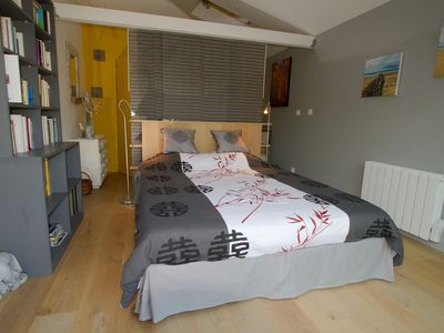 "Photo for Near Pont-Aven, bed and breakfast ""l'escapade"", a haven of peace & relaxation"