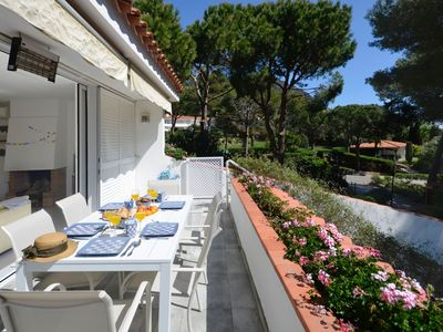 Photo for Holiday rental semidetached with swimming pool in Begur, Aiguablava