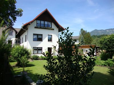 Photo for Newly renovated bright apartment, quiet location, view of the surrounding mountains