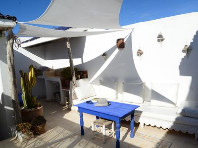 Photo for Riad Essaouira in historic city, daily cleaning and breakfasts included