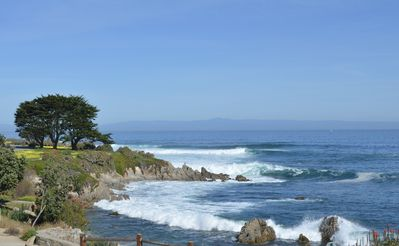 Photo for Oceanfront Home with Spectacular Views on Monterey Bay.