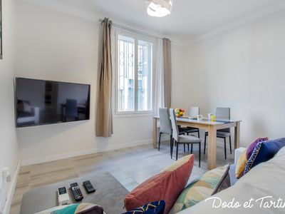 Photo for Air-conditioned 3 bedroom Pont du Las - Dodo et Tartine
