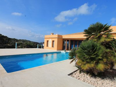 Photo for Villa Joseph - Panoramic view over the sea in Côte d'Azur