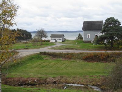 Photo for Bar Harbor and Acadia National Park; a beautiful, water view home