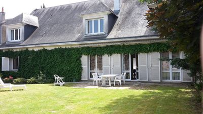 Photo for Large family home in Blois, in the heart of the castles of the Loire