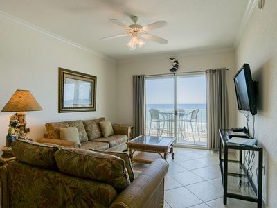 Photo for GAP Special:  Stay May 29-June 1 for $1100 TOTAL!  2 Bed/2 Bath - Beachfront, Heated Indoor Pool