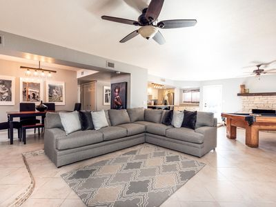 Photo for ♥ 3BR Scottsdale Oasis ♥ Rose Garden | Private Pool