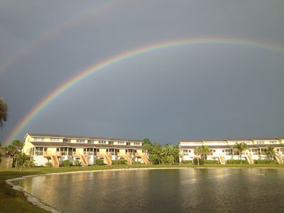 Follow the rainbow to the pot of gold - K2