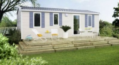 Photo for Camping Château La Forêt **** - Mobile home Titania 3 Rooms 6 People
