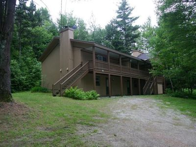 Photo for 3 br, 2 bath, condo 3 miles from Stratton Mtn Rd