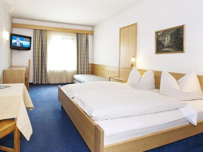 Photo for Double room with shower, WC - Hotel Weisses Rössl