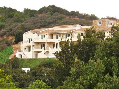 Photo for Apartment Residence Ea Bianca (BSA213) in Baia Sardinia - 8 persons, 3 bedrooms