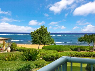 Waipouil Beach Resort EXQUISITE OCEAN VIEW CONDO WITH BEACH FRONT VIEW!